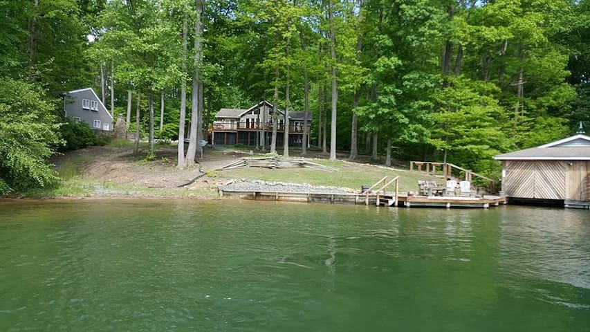 Private Cove with Perfect Sunsets! - Bumpass