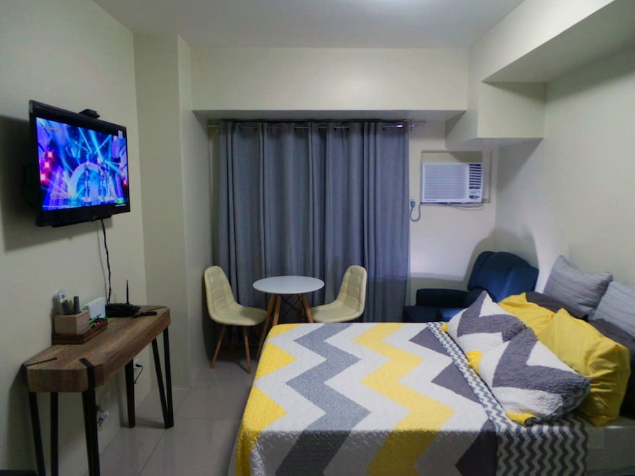 View of Bedroom and Lounge