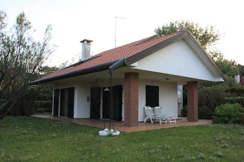 NATURA ALBARELLA house