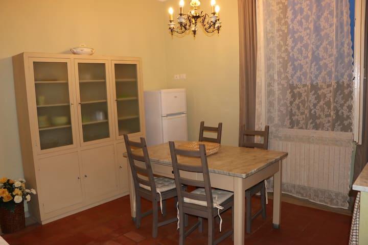 La Casa sul Borgo - Green Apt. - Lapedona - 公寓