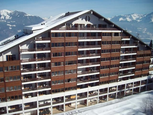 SWISS APARTMENT WINTER AND SUMMER - Torgon - Apartament