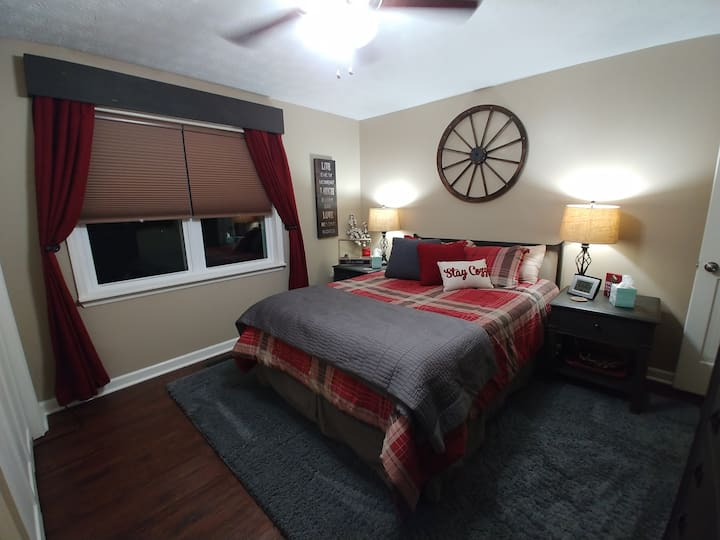Ranch Room is waiting for you!