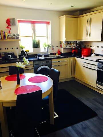Fabulous 2 bedroom flat In heart of Walthamstow:) - Londra - Daire
