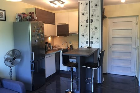Beautiful apartment in the center - Szeged - Huoneisto