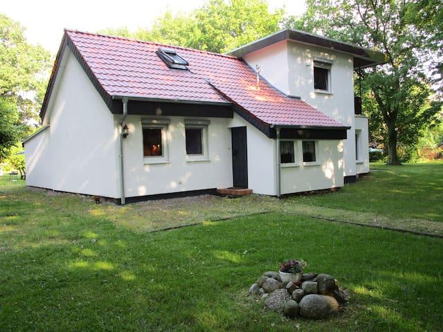 Ferienhaus in landschaftlich reizvoller Umgebung