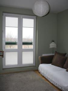 Śliczne mieszkanie 35m2 - dwa pokoj - Konstancin-Jeziorna - Apartment