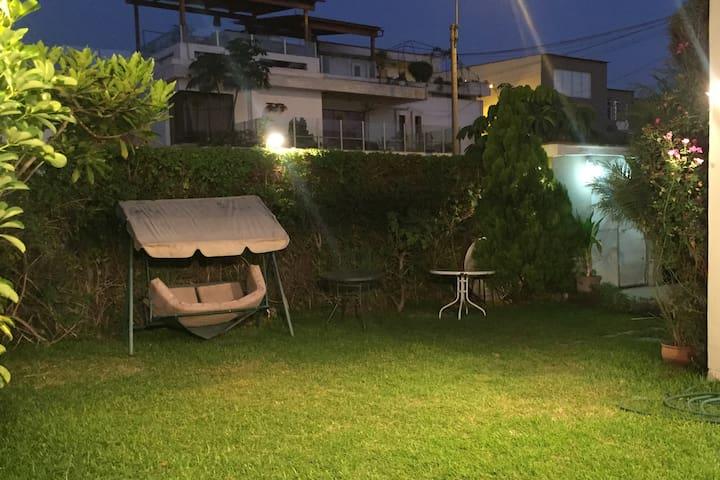 Habitaciones en San Borja