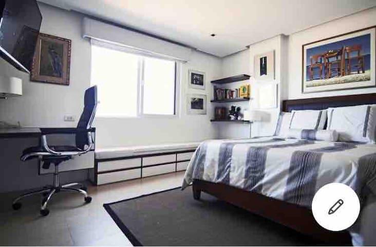 Guest bedroom/second bedroom
