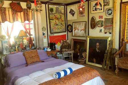 Museum Room at La Loma Del Chivo - Marathon