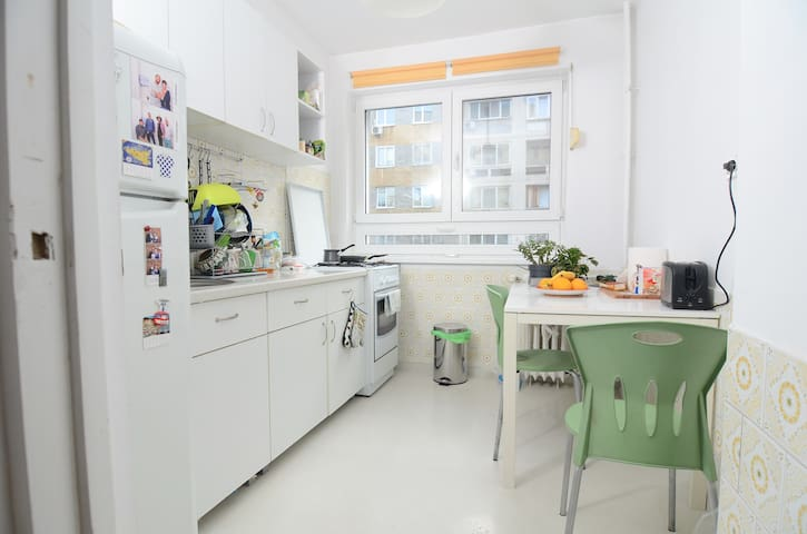 Lovely apartment near the park and city center
