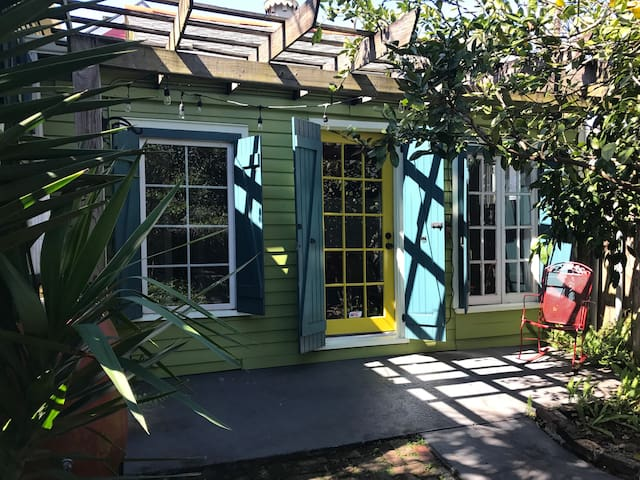 Domaine on Dauphine private guest house in Bywater - New Orleans - Guesthouse