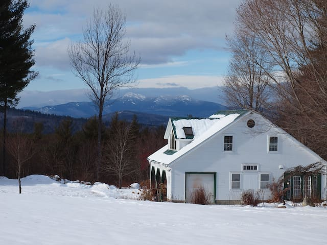 Loft Living with Epic Views - Conway NH Getaway - Center Conway - Dom