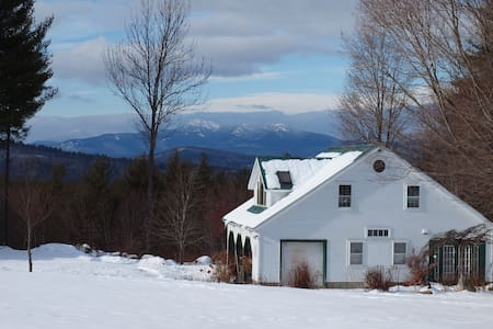 Loft Living with Epic Views - Conway NH Getaway - Center Conway