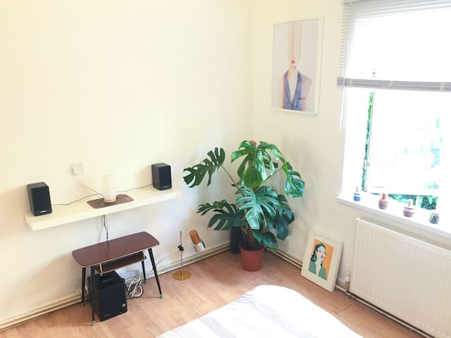 LOVELY DOUBLE ROOM IN CLAPHAM