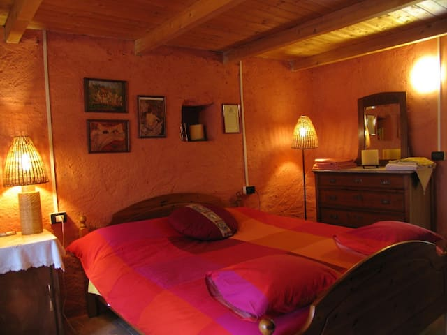 Monviso Bed and breakfast - Barge