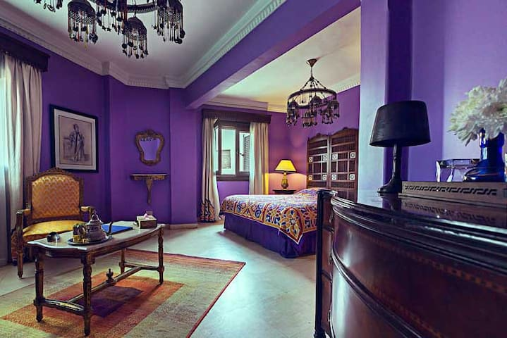 Stunning boutique hotel in the heart of Old Cairo