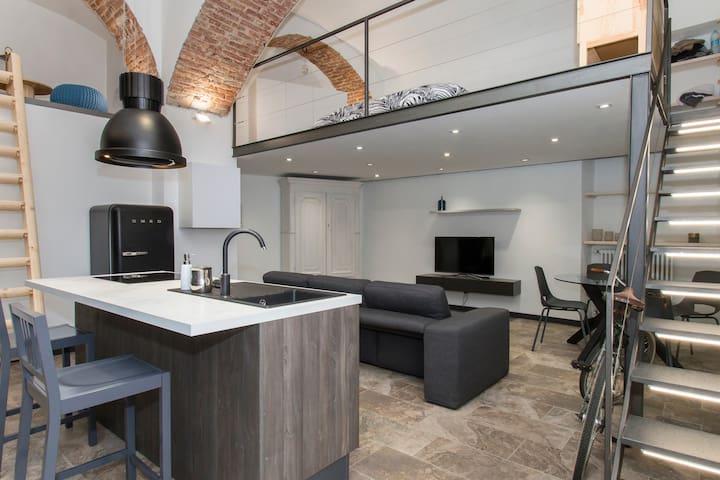 Elegant Loft Design. All New , Centro Citta'