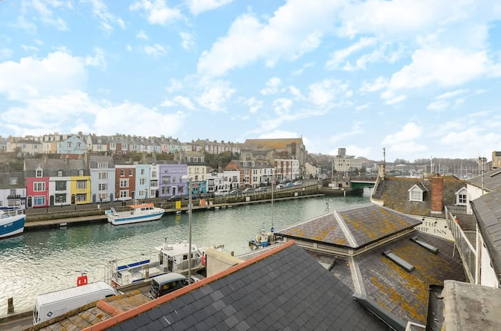 Town House harbour views sleeps 6 - Уэймут - Дом