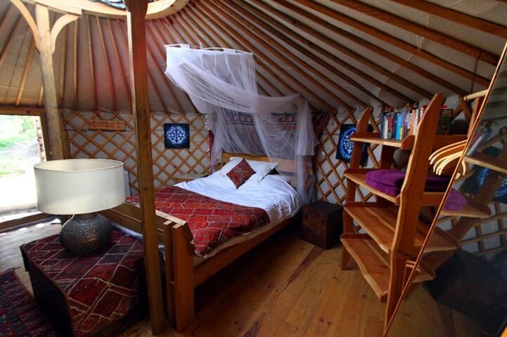 Portugal Yurts