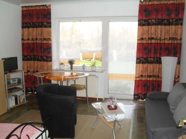 Apartment für 1-2 Personen - Friedrichskoog - Condominium