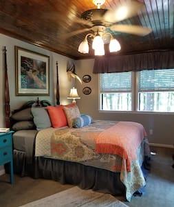 Kelleys Lake Fork Cottage View Suite