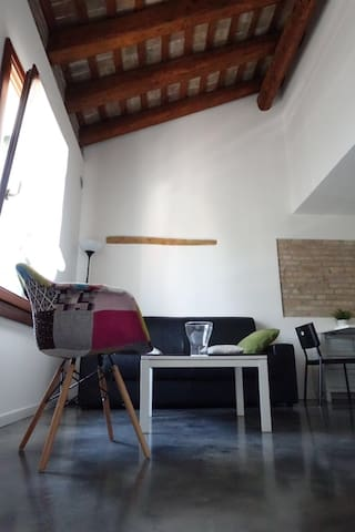 White apartment easy to Venice - Treviso - Apartamento