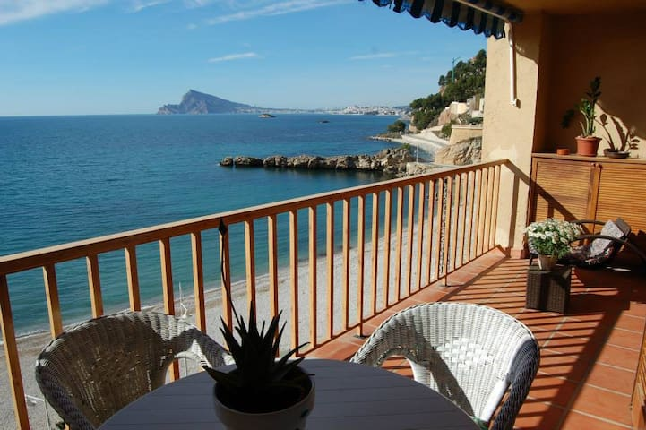 Altea bel appartement plein sud en bord de mer - Altea