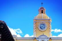 Make your stay as magic as Antigua.