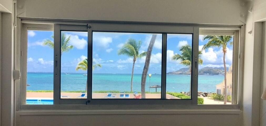 CARAMEL, an invitation in the sun of the Antilles - Sandy Ground - Apartament