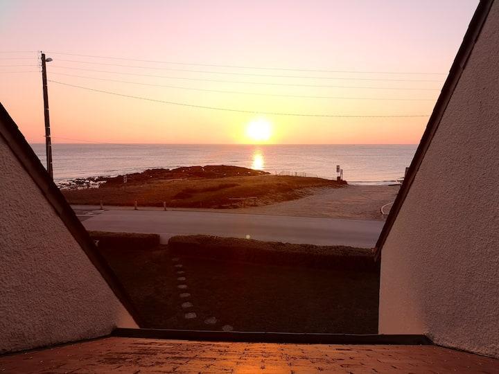 Joli appartement avec vue imprenable sur l'océan