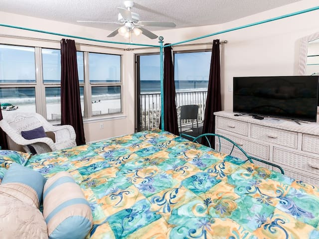Emerald Towers West 2002 Ocean Front 3BED/3Bath