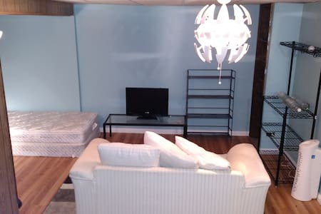 Basement room in the suburbs - Hoffman Estates - Hus