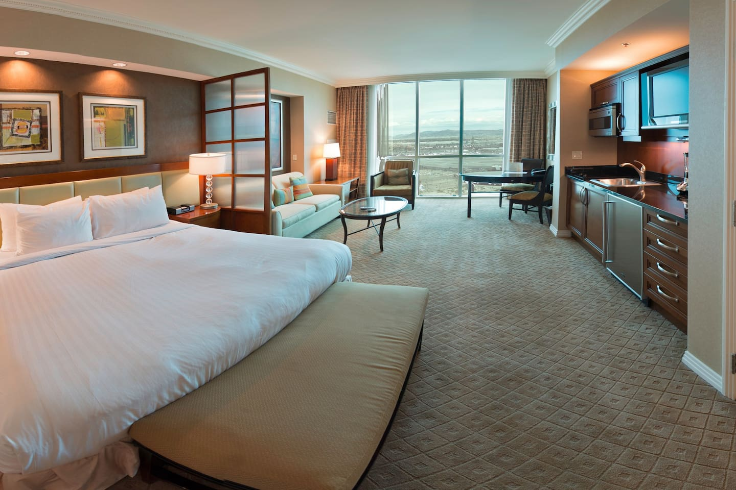 Mgm Signature 2 Bedroom Suite The Signature At Mgm Grand High Floor Suite Condominiums For