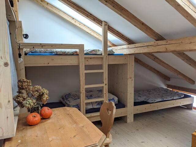 Handwerkerunterkunft - Zimmer2