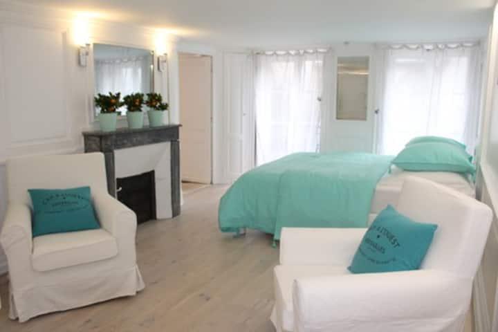Appartement à 200 m du Château