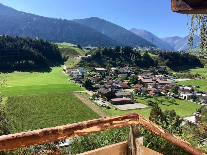 Gemütliche Wohnung nahe Innsbruck und Axamer Lizum