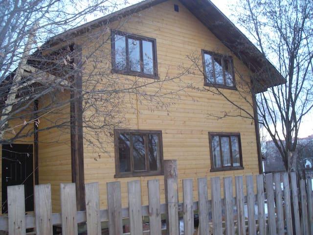 Тверская область, Конаково - Konakovo - Hus