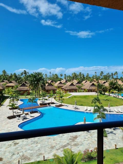 Flat no Eco Resort em Carneiros