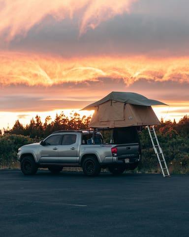 """Kuleana Campers Maui """"Honu"""""""