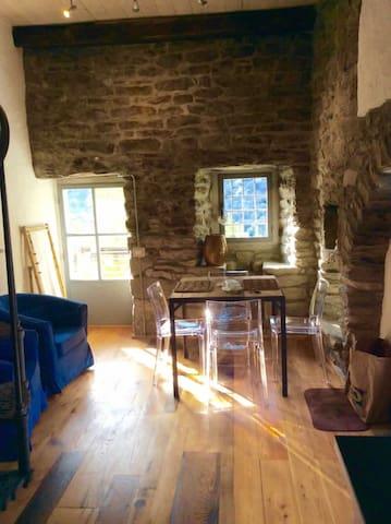 Casa del '500 ristrutturata - Varzo - Rumah