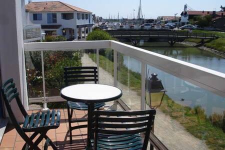 Confortable little flat in Noirmoutier, 4 persons - Noirmoutier en l'Ile - Byt