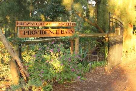 Providence Barn - Hoddles Creek