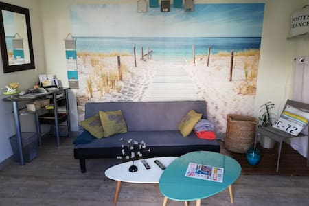 Guest room in Apartment of 30m2
