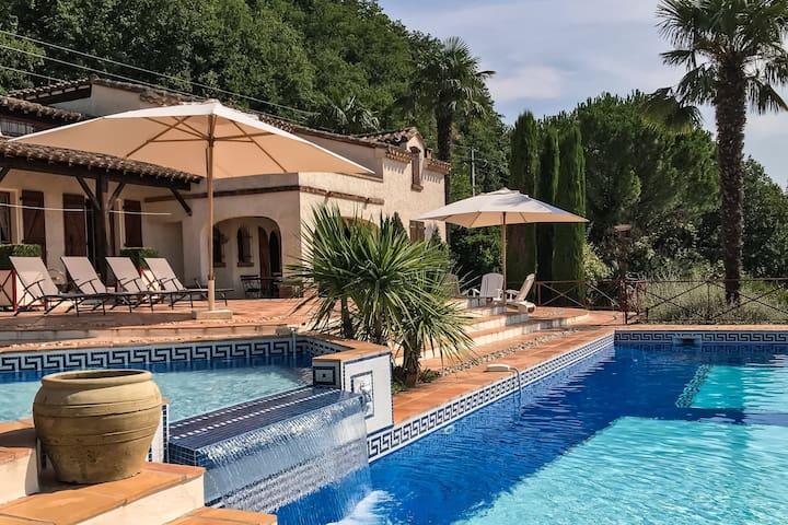 Magnifique propriété aux portes du Quercy !