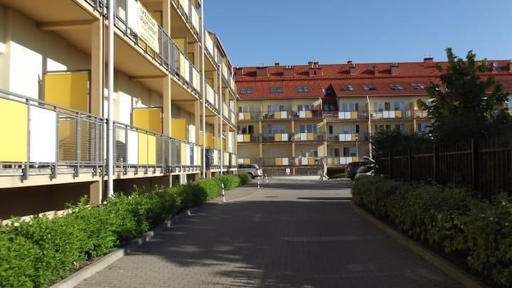 Apartament u Jacka Stegna