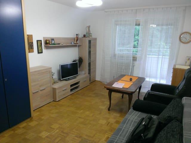 1 Zim. Wohnung in Erlangen - Spardorf - Apartamento