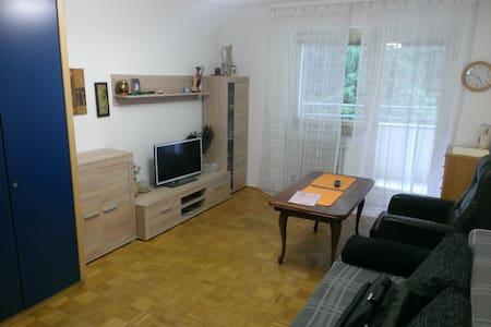 1 Zim. Wohnung in Erlangen - Spardorf - Huoneisto