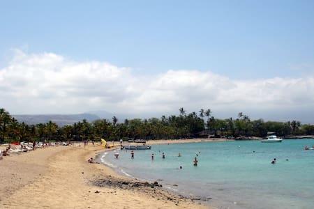 Luxury Beach Front Villa!  Unbeatable value! - Ваиколоа-Виллидж - Кондоминиум