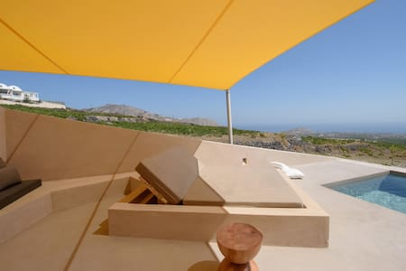 albus luxury suite - Pyrgos Kallistis - Appartamento