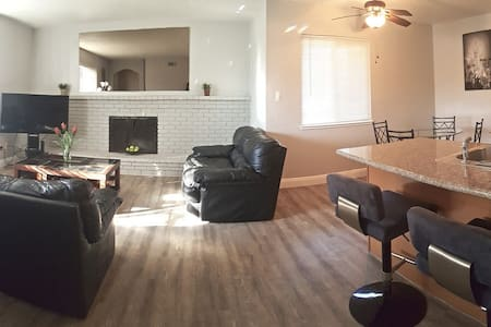 Comfortable and newly remodeled condo.